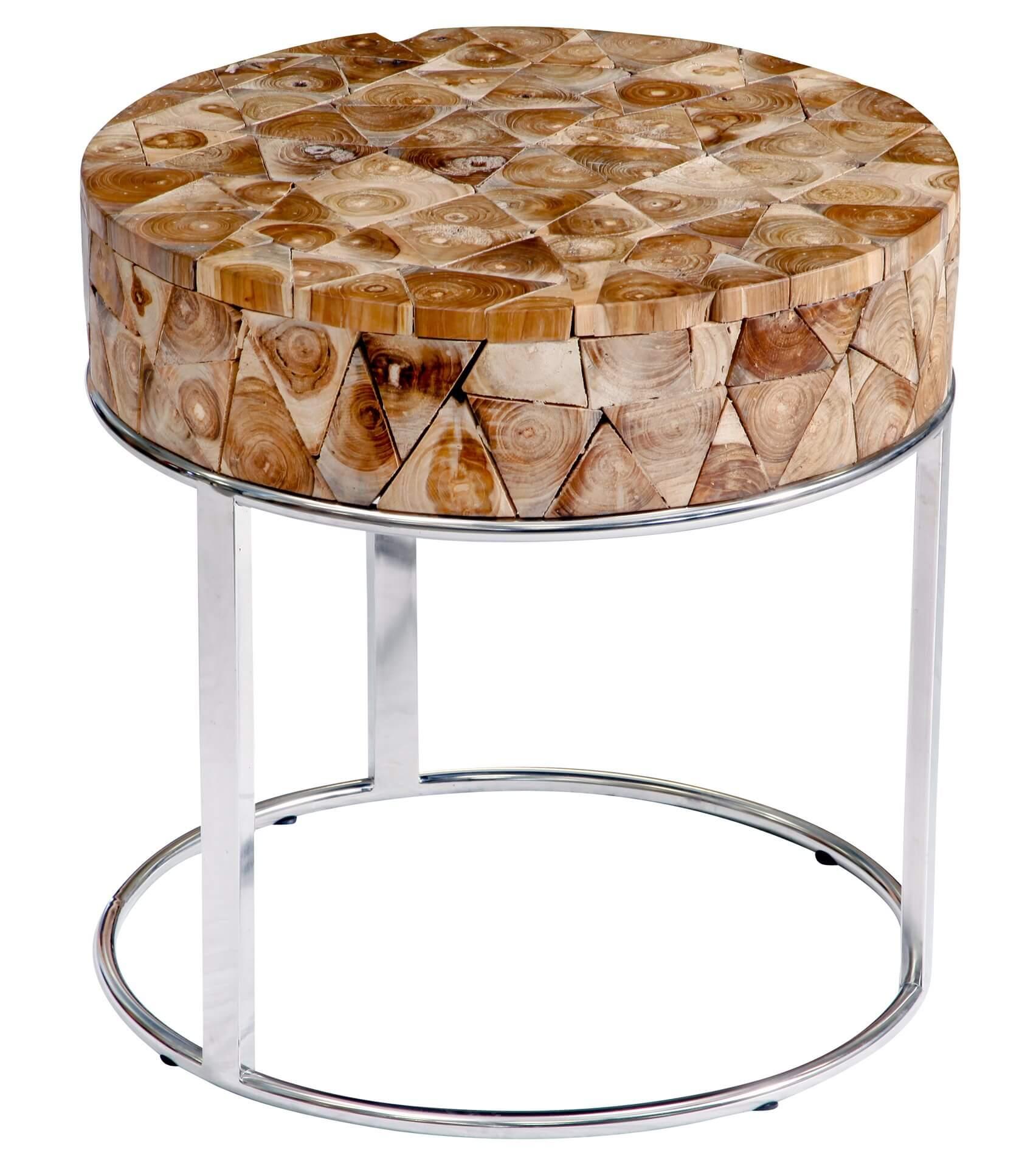 Unique_Round_Side_Table