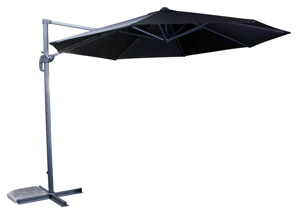 outdoor umbrellas 3m cantilever segals outdoor. Black Bedroom Furniture Sets. Home Design Ideas