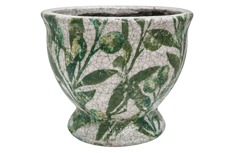 Pot Urn Small Olive LH3568