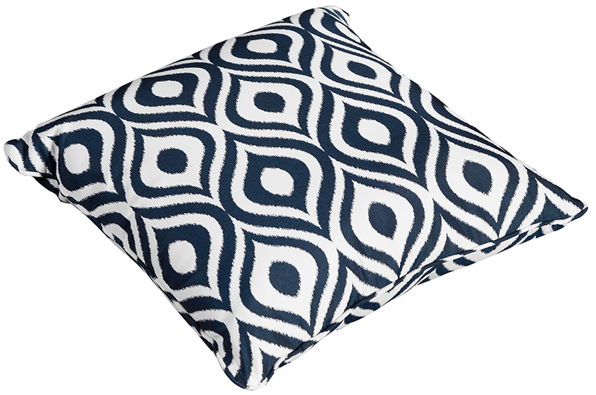 pinamar navy cushion